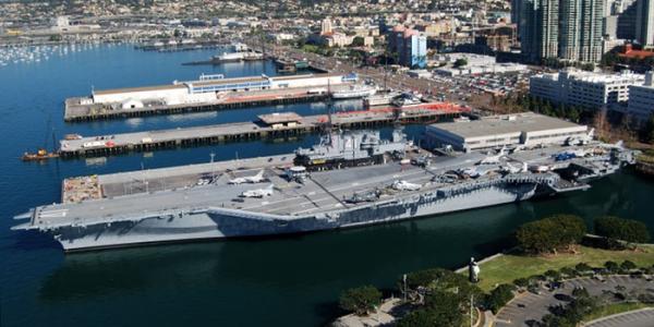 USS Midway – San Diego, California